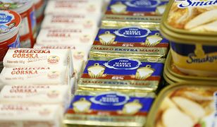 """Dlaczego masło drożeje? """"Przez popyt zagraniczny"""""""