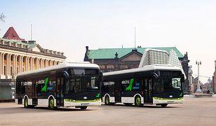 Solaris chce podbić zagranicę autobusami elektrycznymi