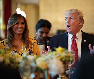 """Kompromitująca wpadka Trumpa. Jego kluby chwalą się """"fejkowymi"""" okładkami prestiżowego magazynu"""