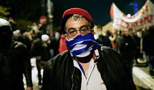 Lewacki terroryzm powraca do Aten. Wszystkiemu winni są Niemcy