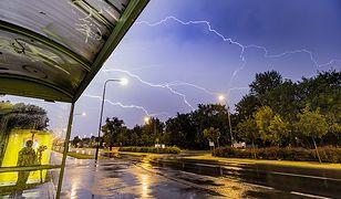 Burza w Poznaniu 11 sierpnia