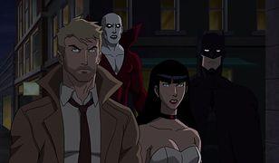 """""""Liga Sprawiedliwości Mrok"""": mroczna alternatywa [RECENZJA DVD]"""