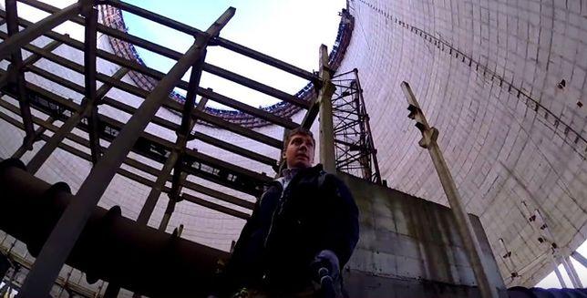 Weszli do wnętrza reaktora w Czarnobylu. Co zobaczyli?