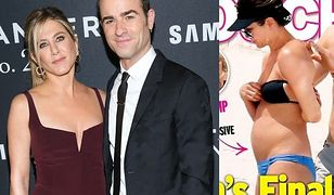 47-letnia Jennifer Aniston jest w ciąży?