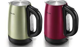Kolorowe czajniki elektrycznie Philips