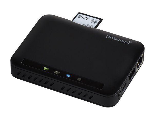 Bezprzewodowy czytnik kart pamięci z Wi-Fi