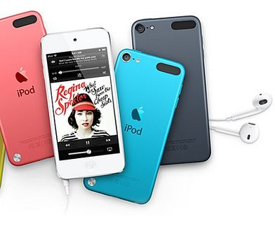 Apple pokaże w tym roku nowego iPoda?