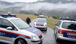 Blokada austriackiej policji