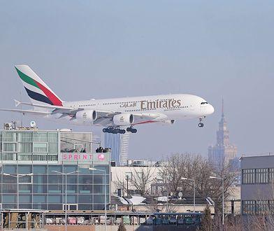 Airbus A380 wylądował w Warszawie. Gdzie można nim polecieć?