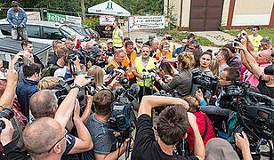 """Zagraniczne media o poszukiwaniach """"złotego pociągu"""""""