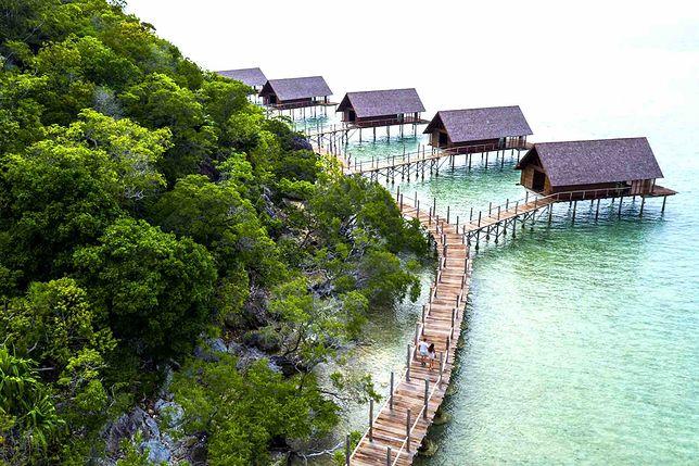 Pulau Bawah - Indonezja