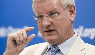 Carl Bildt: Więcej Europy, mniej Brukseli