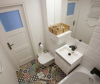Projekty łazienek o powierzchni około 4 mkw