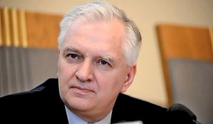 Jarosław Gowin uderzył także w siebie?