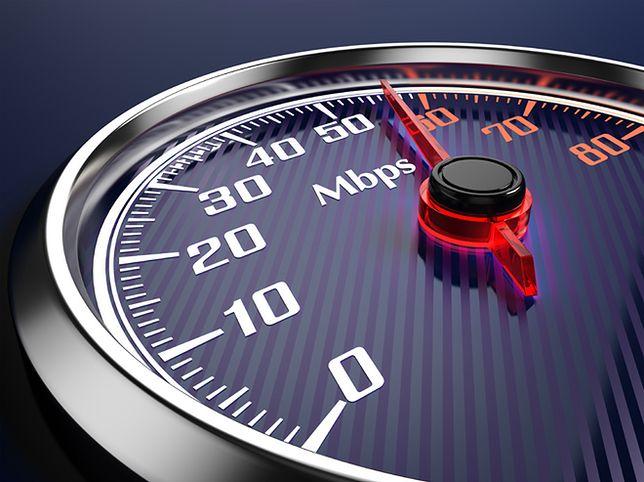 Ogólnopolski test prędkości internetu
