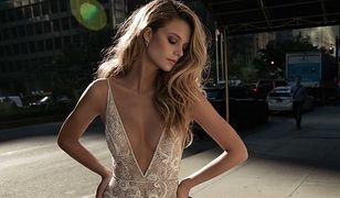 Jak dobrać biustonosz do sukni ślubnej a'la naked dress?