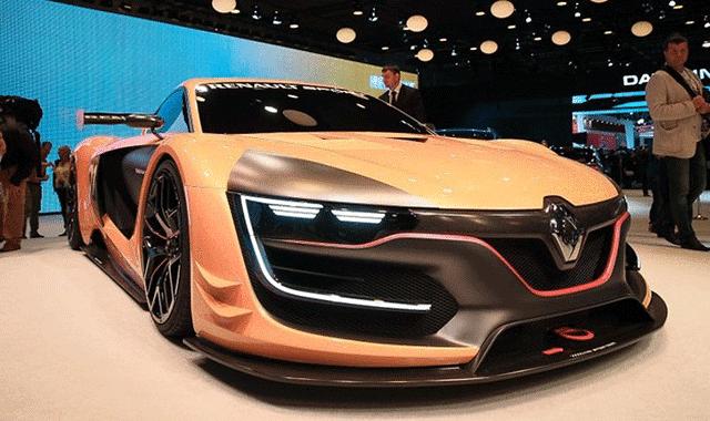 Renault Sport R.S. 1: najszybszy nieoznakowany radiowóz świata