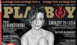 """Katarzyna Zielińska na okładce """"Playboya"""""""