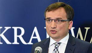 Będziemy egzekwować najwyższe standardy w zakładach karnych i poprawczych - mówi Zbigniew Ziobro.