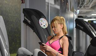 Seksowna Alicja Ruchała przyłapana na siłowni. Jej sylwetka robi wrażenie