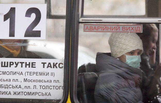 Na Ukrainie 51 ofiar śmiertelnych grypy, dominuje wirus H1N1