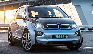 BMW i3 z większym zasięgiem