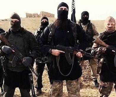 Terroryści ISIS