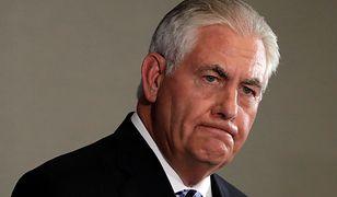 Tillerson w Chinach będzie rozmawiać o Korei Płn.