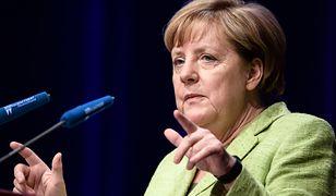Merkel za wznowieniem rozmów o wolnym handlu TTIP