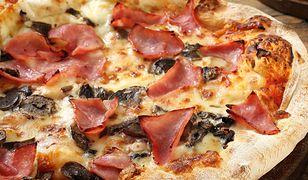Domowa pizza jak we włoskiej pizzerii