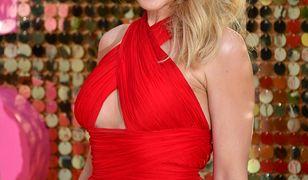 Kylie Minogue zachwyciła w odważnej kreacji!