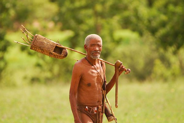 Najstarszy członek społeczności