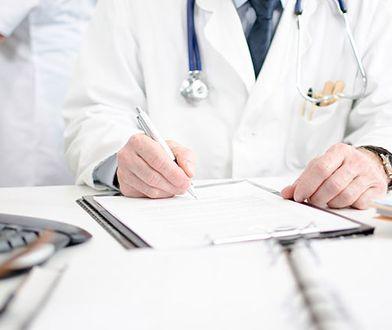 22 lekarzy z małopolskiego szpitala złożyło wypowiedzenia.