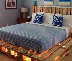 Tanie spanie, czyli DIY w sypialni