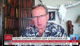 Wojciech Cejrowski w TVP o Donaldzie Tusku: należy go przymknąć jak zwykłego kryminalistę