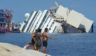 Włochy - trwa operacja podnoszenia Costa Concordii