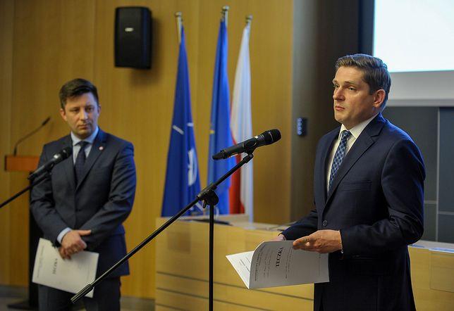 MON: Berczyński, Nowaczyk i Misiewicz nie mieli dostępu do dokumentów offsetowych