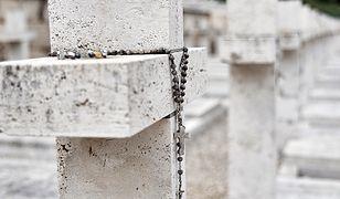 Polski Cmentarz Wojenny na Monte Cassino.