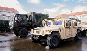 Humvee - odbudowa legendarnego, militarnego wozu terenowego