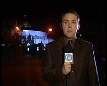 Zmarł Marcin Pawłowski - dziennikarz TVN