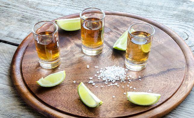 Tequila może pomóc w odchudzaniu. Nowe wieści zza oceanu