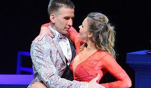 PHOTO: TRICOLORS/EAST NEWS 15.03.2013 Saligia - premiera w teatrze Capitol N/Z:Baranski Tomasz, Herbus Edyta