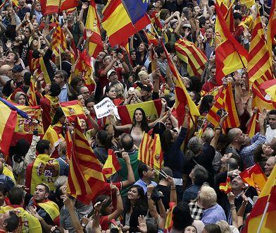Hiszpański rząd wciąż nie otrzymał jasnej deklaracji ws. niepodległości Katalonii