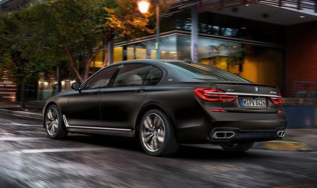 BMW M760Li xDrive: sportowy luksus po bawarsku