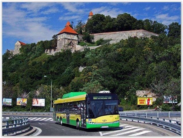 Solarisy znów na ulicach Bratysławy