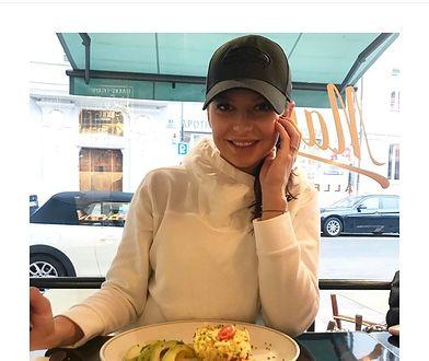 Anna Lewandowska - jak wygląda jej jadłospis przed porodem?