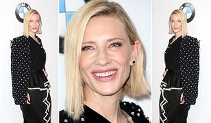 LOOK OF THE DAY: Cate Blanchett w stylizacji Givenchy