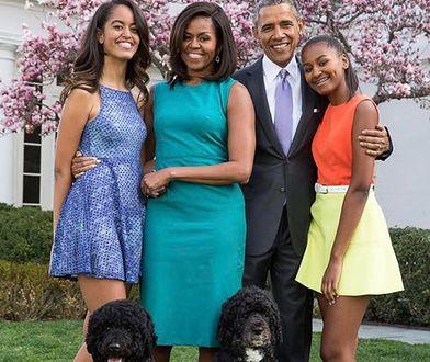 Barack Obama przeprowadził się z rodziną do nowego domu