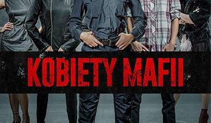 """Plakat teaserowy filmu """"Kobiety mafii"""""""