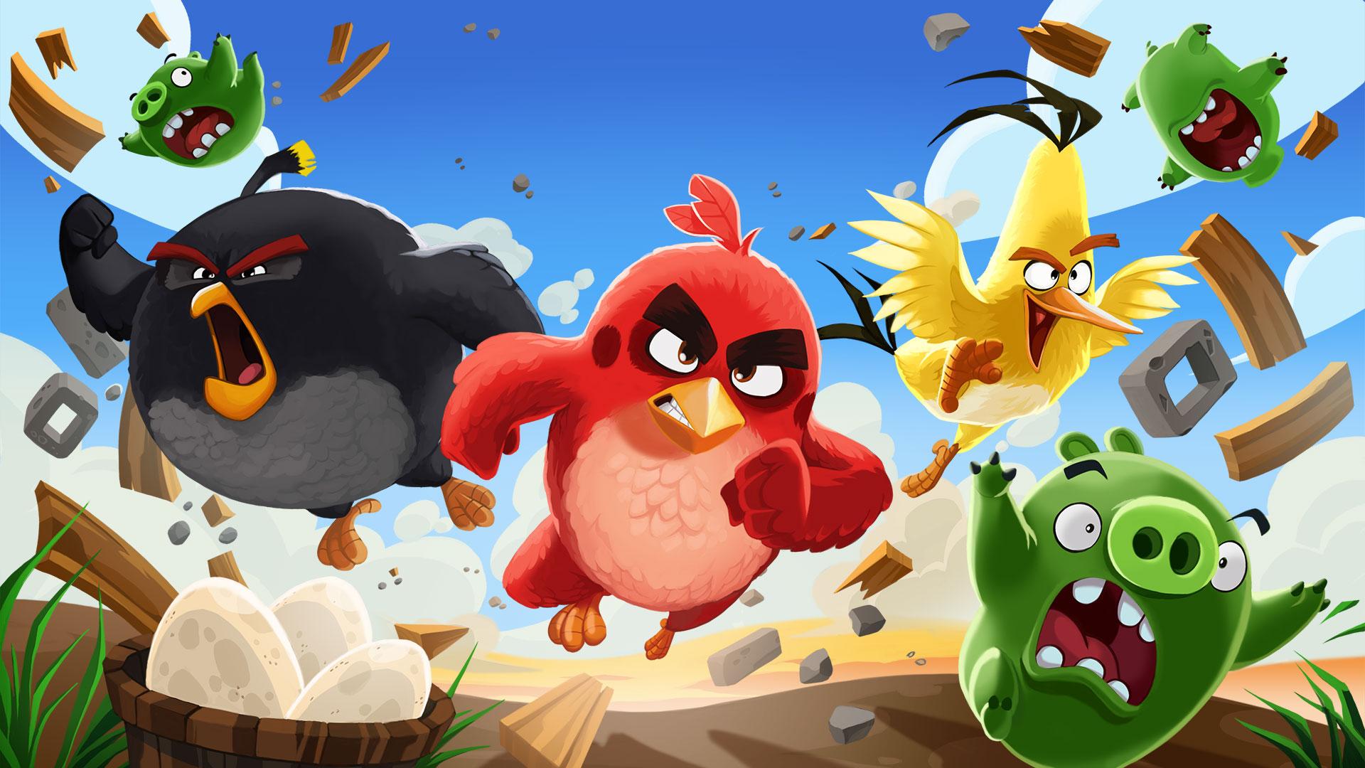 Angry Birds 2 llegará a los cines en 2019 — Confirmado
